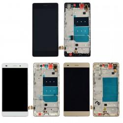 Ecran Huawei P8 Lite - LCD + Vitre assemblée sur châssis