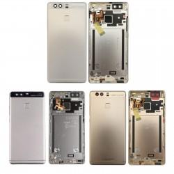 Cache Batterie Huawei P9 + Nappe Empreintes digitales - coque arrière de remplacement