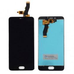 Ecran Meizu M5s complet - LCD + vitre tactile assembe + double face 3M
