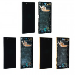 Ecran Xperia Z5 Premium Dual E6833 - LCD + Vitre sur châssis