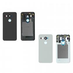 Coque LG NEXUS 5X H791F - Cache batterie de remplacement