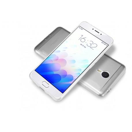 Coque de Protection Nature TPU Gel Souple pour smartphone Meizu - Housse silicone