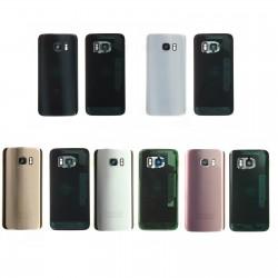 Cache batterie Samsung Galaxy S7 G930F - Coque arrière de remplacement