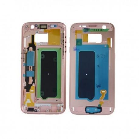 Châssis support écran complet pour Samsung G930F Galaxy S7