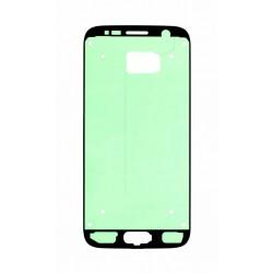 Adhésif Samsung S7 G930F Galaxy - Stickers double face de positionnement écran