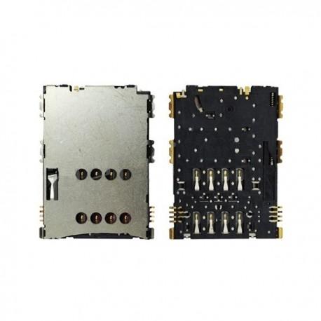 Lecte carte sim de remplacement pour Samsung Galaxy Tab P1000