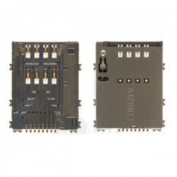 Lecte carte sim de remplacement pour Samsung Galaxy Tab 7.7'' P6800