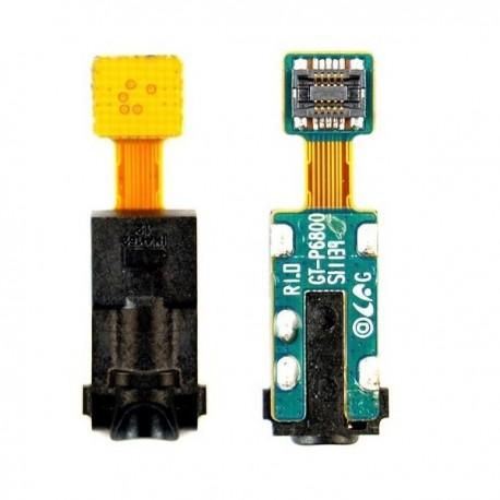Nappe connecteur Prise Audio Jack pour Samsung Galaxy Tab P6800