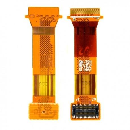 Nappe de liaison de l'écran LCD pour Samsung Galaxy Tab T210