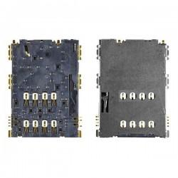 Lecteur carte sim à souder pour Samsung Galaxy Tab 2 10.1'' P5100 P5110 P5120