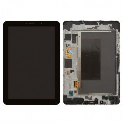 Ecran LCD + vitre assemblée pour Samsung Galaxy Tab P6800