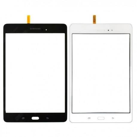 Vitre écran tactile pour Samsung Galaxy Tab A T350 T351 T353 T355