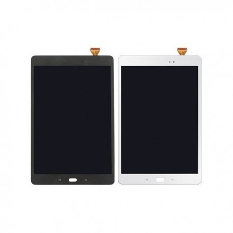 Ecran complet LCD + vitre tactile pour Samsung Galaxy Tab A T550 T551 T553 T555