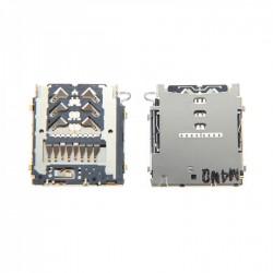 Lecteur carte SD pour Samsung Galaxy A3 A300F A5 A500F A7 A700F 2015