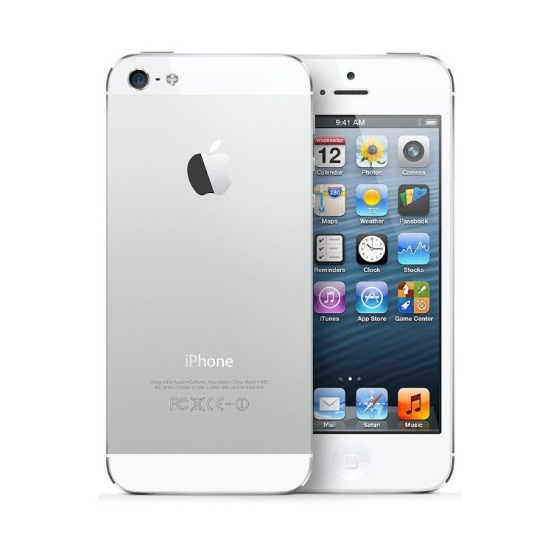 apple iphone 5s noir reconditionn grade a service. Black Bedroom Furniture Sets. Home Design Ideas