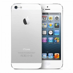 iPhone 5S argent 16go reconditionné à neuf