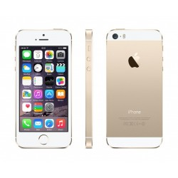 iPhone 5S Or 32go reconditionné à neuf