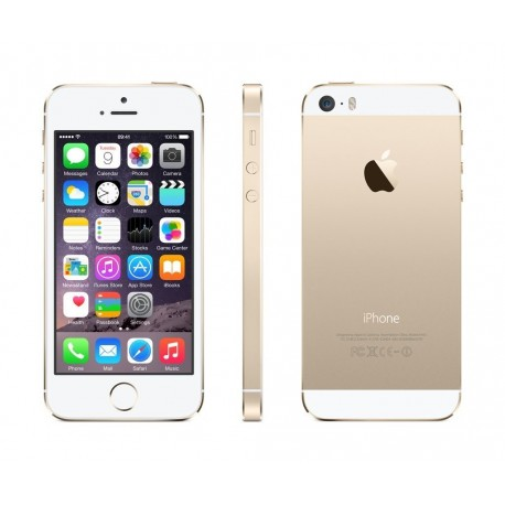 iPhone 5S 32 Go Or reconditionné à Neuf