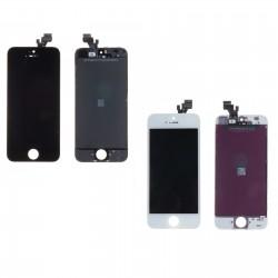 Ecran  Apple iPhone 5 - kit vitre tactile écran assemblé Iphone 5