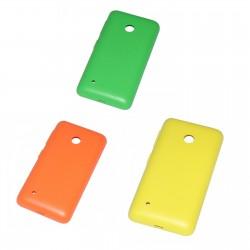 Cache Batterie pour Nokia Lumia 530 - Coque arrière de remplacement