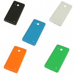 Coque arrière pour Microsoft Lumia 550 - Cache batterie de remplacement