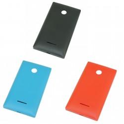 Coque arrière Cache Batterie pour Microsoft Lumia 435