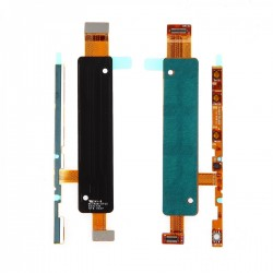 Nappe d'allumage On Off + volume pour Sony M4 AQUA E2353