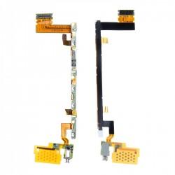 Nappe power On Off + réglage volume + Vibreur pour Sony Z5 E6603 E6623 E6653