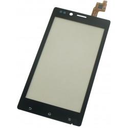 Ecran Vitre Tactile pour Sony Xperia J ST26i + Adhésif de positionnement