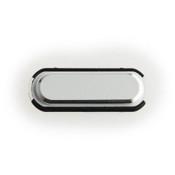 Bouton Home Samsung Galaxy Note 3 N9005 de remplacement Blanc