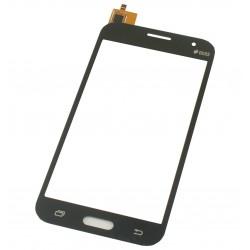 Ecran Vitre Tactile pour Samsung Galaxy J2 J200 Gris Noir