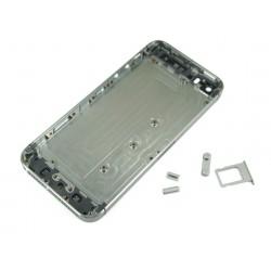 Coque arrière + chassis pour iPhone 5S + boutons + tiroir sim