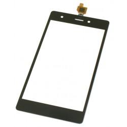 Vitre Tactile Wiko Pulp 4G neuve - écran de réparation + double face de positionnement