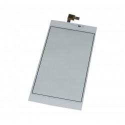 Vitre WIKO Ridge Fab 4G Blanc - écran tactile + Adhésif 3M