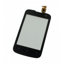 Ecran Vitre Tactile pour WIKO Cink Plus Noir