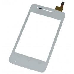 Vitre Alcatel S'Pop Blanc - écran tactile OT 4030 + Double face Vitre Alcatel S'Pop Blanc - écran tactile OT 4030 + Double fac