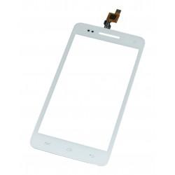 Ecran Vitre Tactile pour WIKO RAINBOW  Blanc