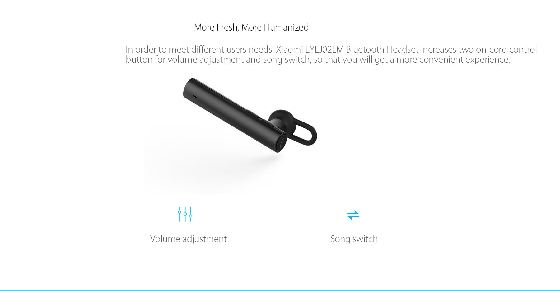 écouteur bluetooth Xiaomi youth mini