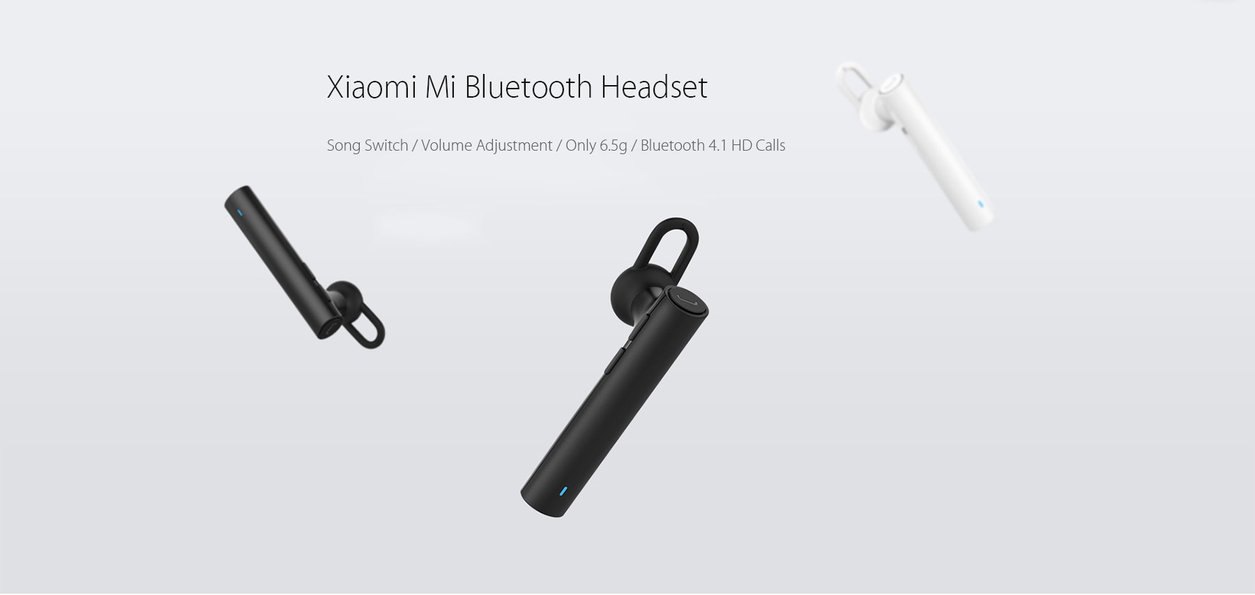 Oreillette bluetooth Xiaomi youth mini