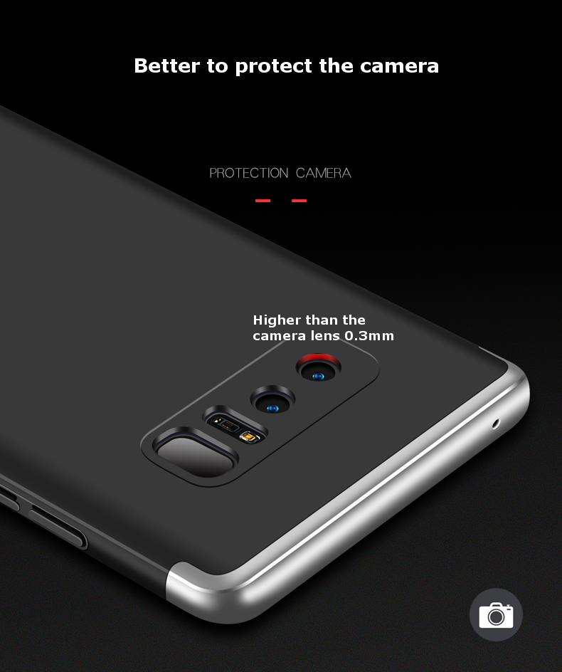 Coque rigide Galaxy Note 8 pas cher