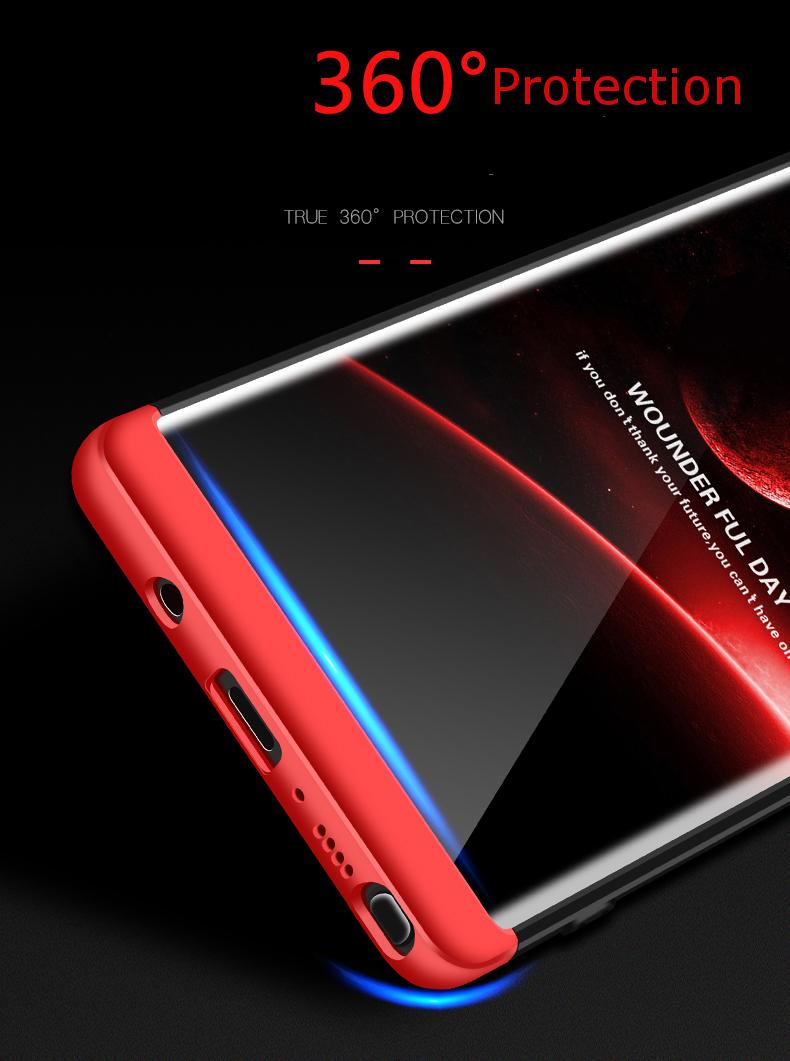 Achat Coque rigide Galaxy Note 8