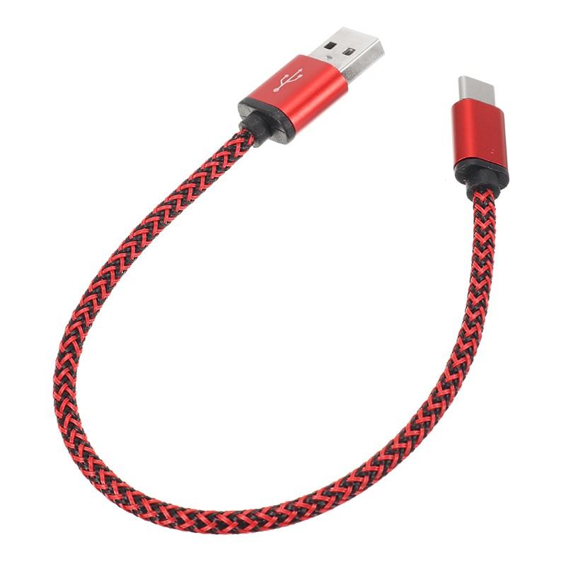Cable Nylon type-C pour Huawei