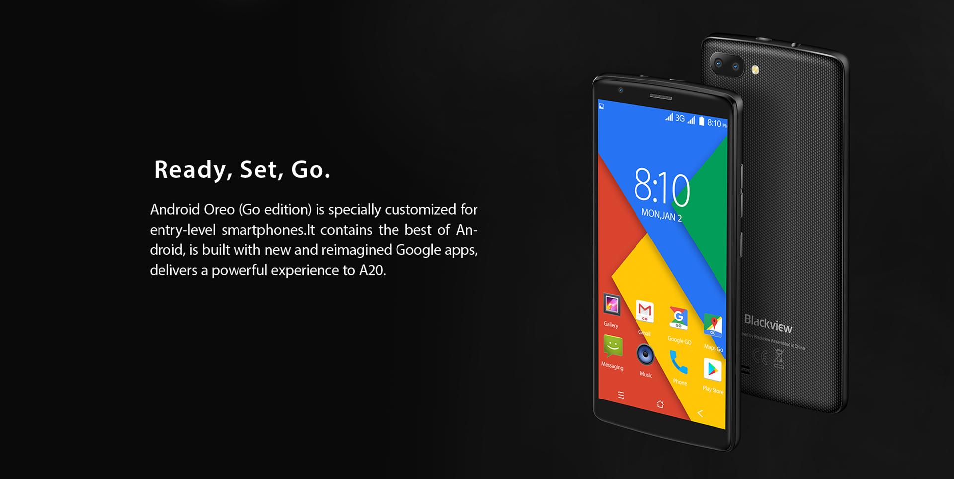 Discount Smartphone Blackview