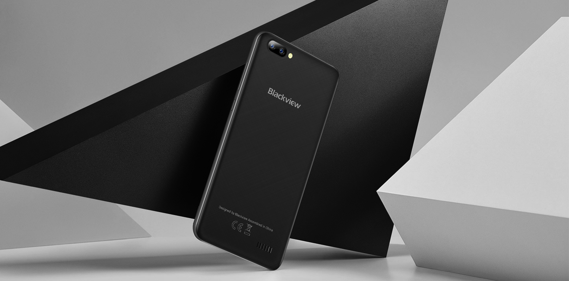 Blackview A7 noir