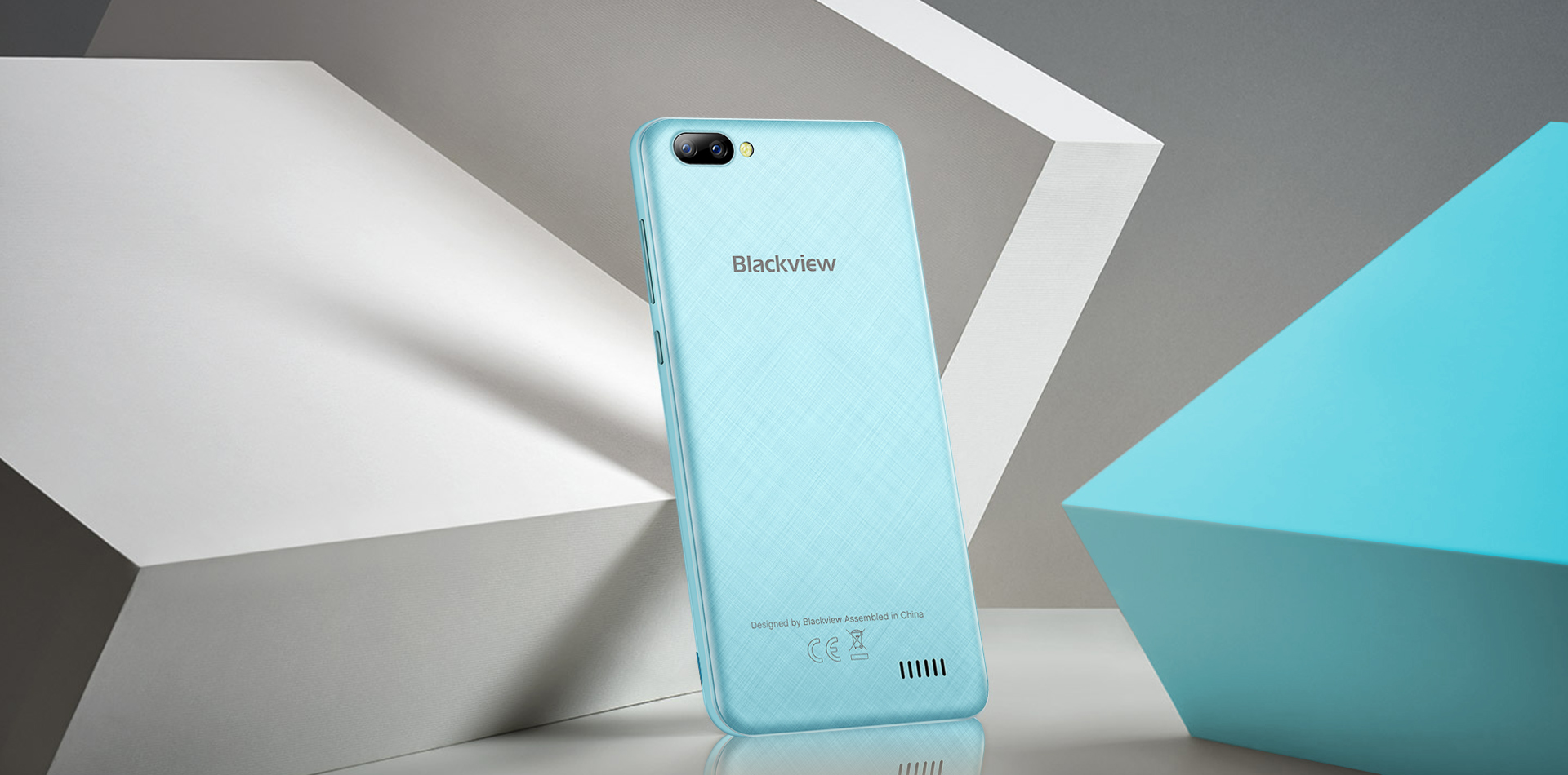Blackview A7 bleu