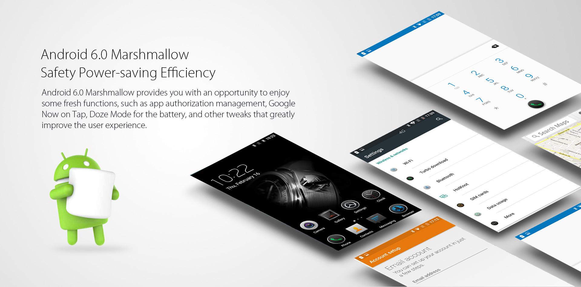 Promotion smartphone Blackview