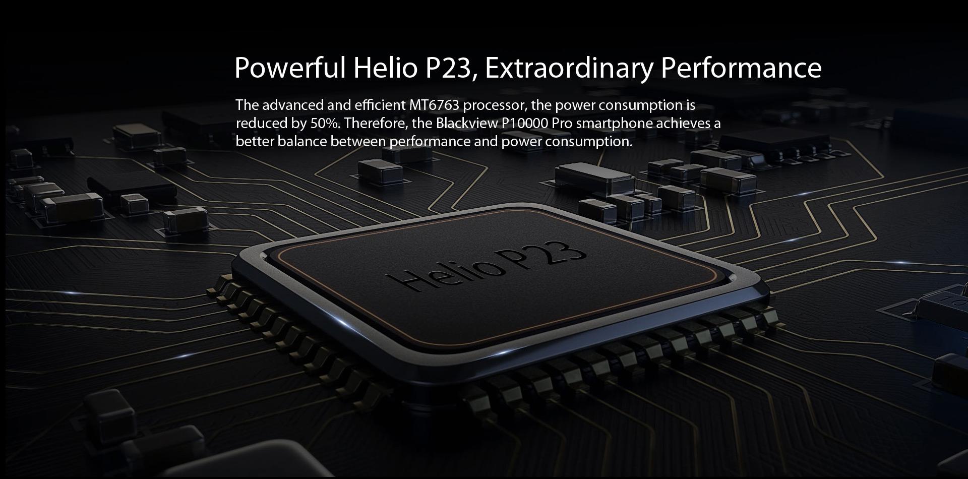 Blackview P10000 Pro pas cher