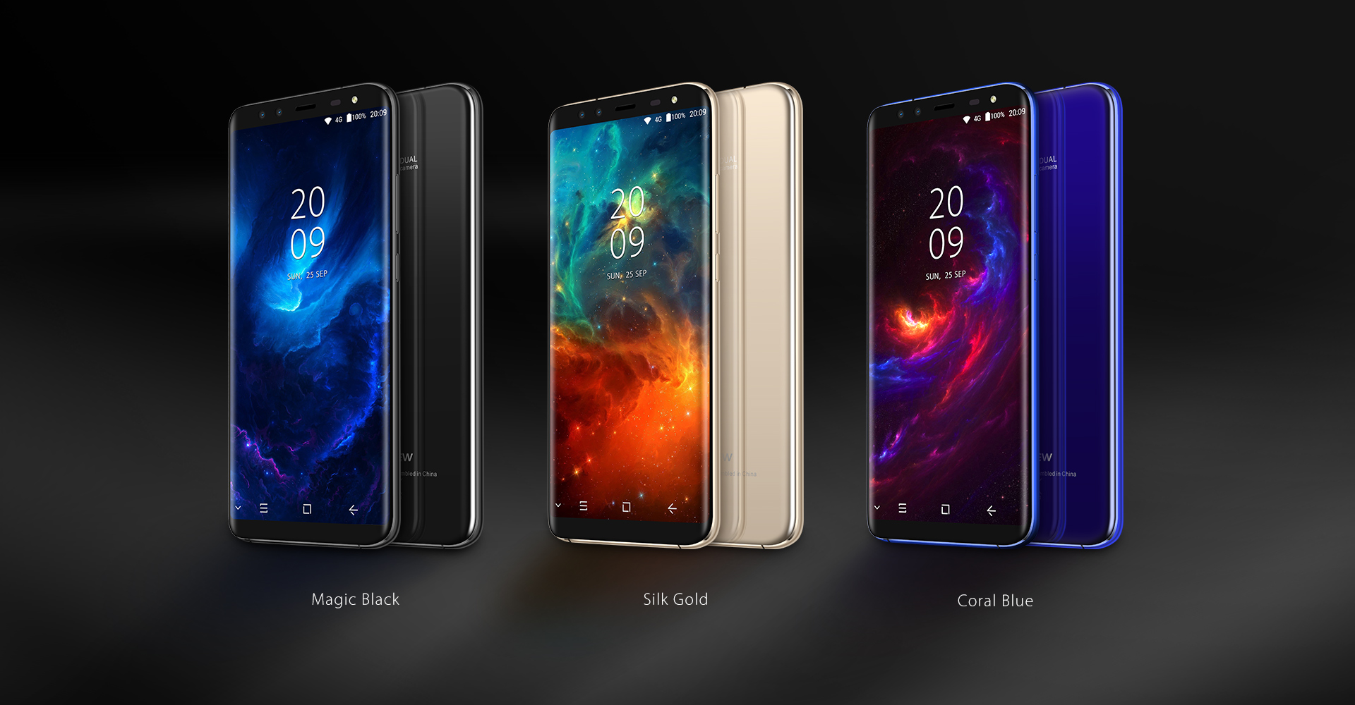 Smartphone Blackview S8 or