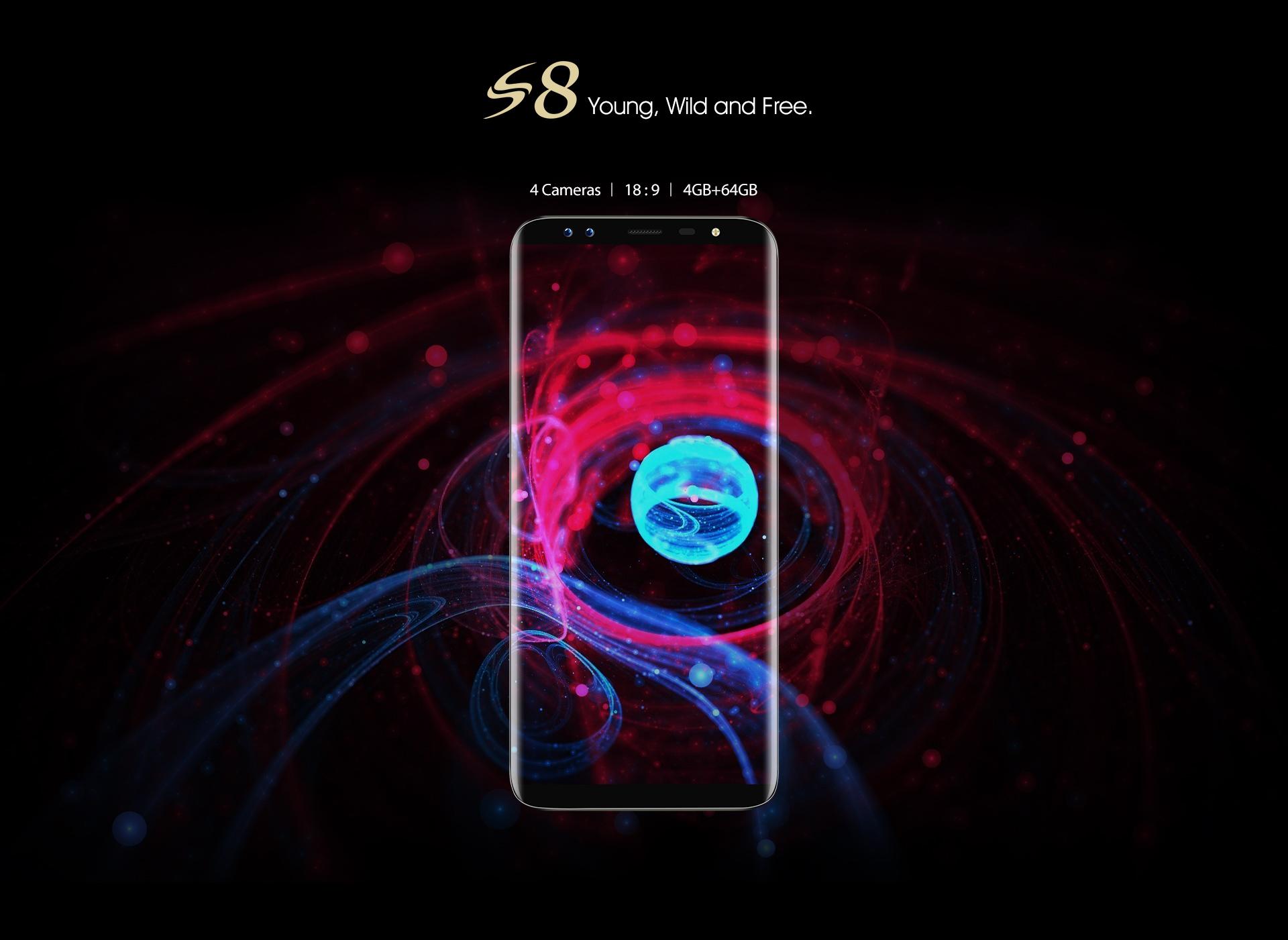 smartpbhone Blackview S8