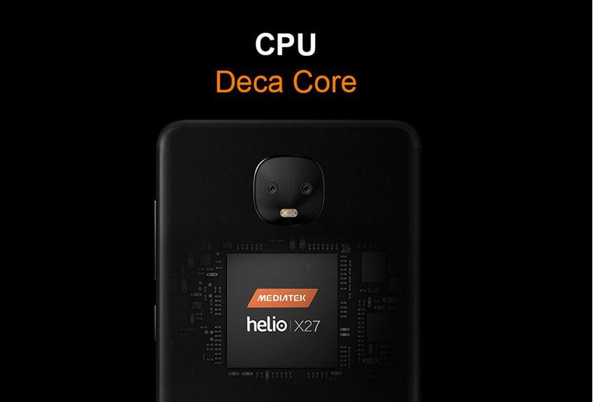 Commander Leeco Pro 3